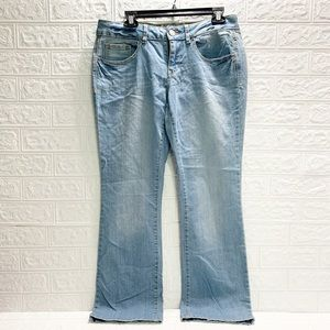 Woman's So bootcut jeans